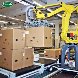 Low MOQ for Planetary Gearbox - Palletizing Robot – Liush