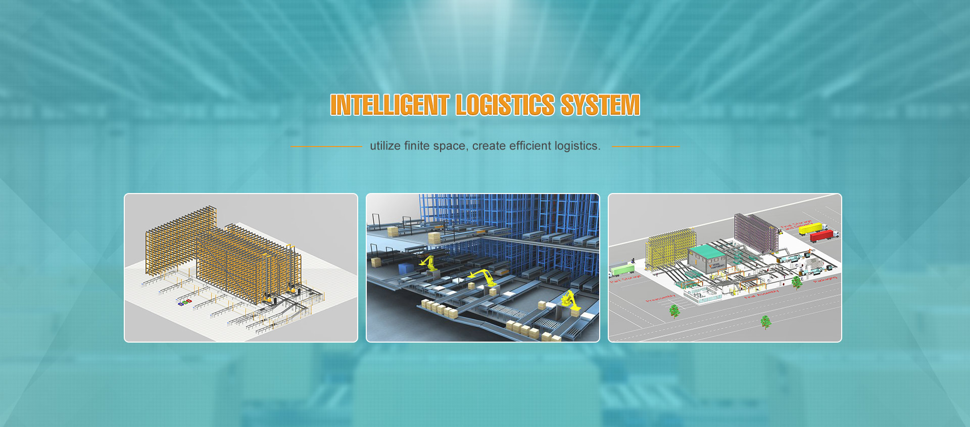 Intelligent Logistics System