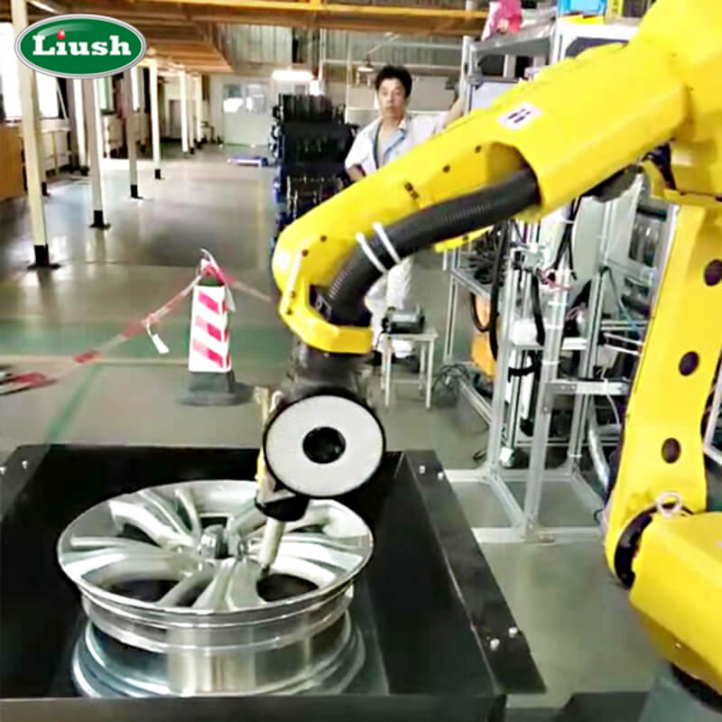 Deburring Robot Featured Image