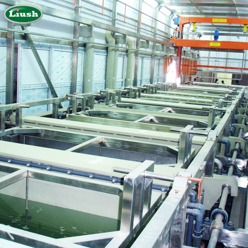 Anodizing Production Line Featured Image