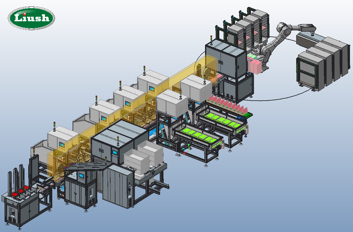 Introduction of Airline Food Box Packing Line